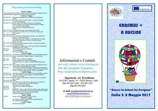 ERASMUS brochure serate 1