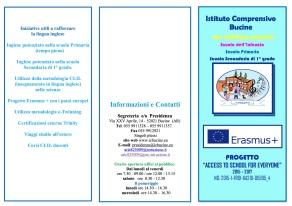ERASMUS +brochure2016-17
